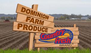 Dominion Farm logo