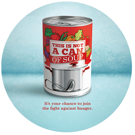 Food Drive Poster icon
